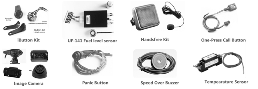 3G Advanced Vehicle GPS Tracker - IoT Solution Manufacturer