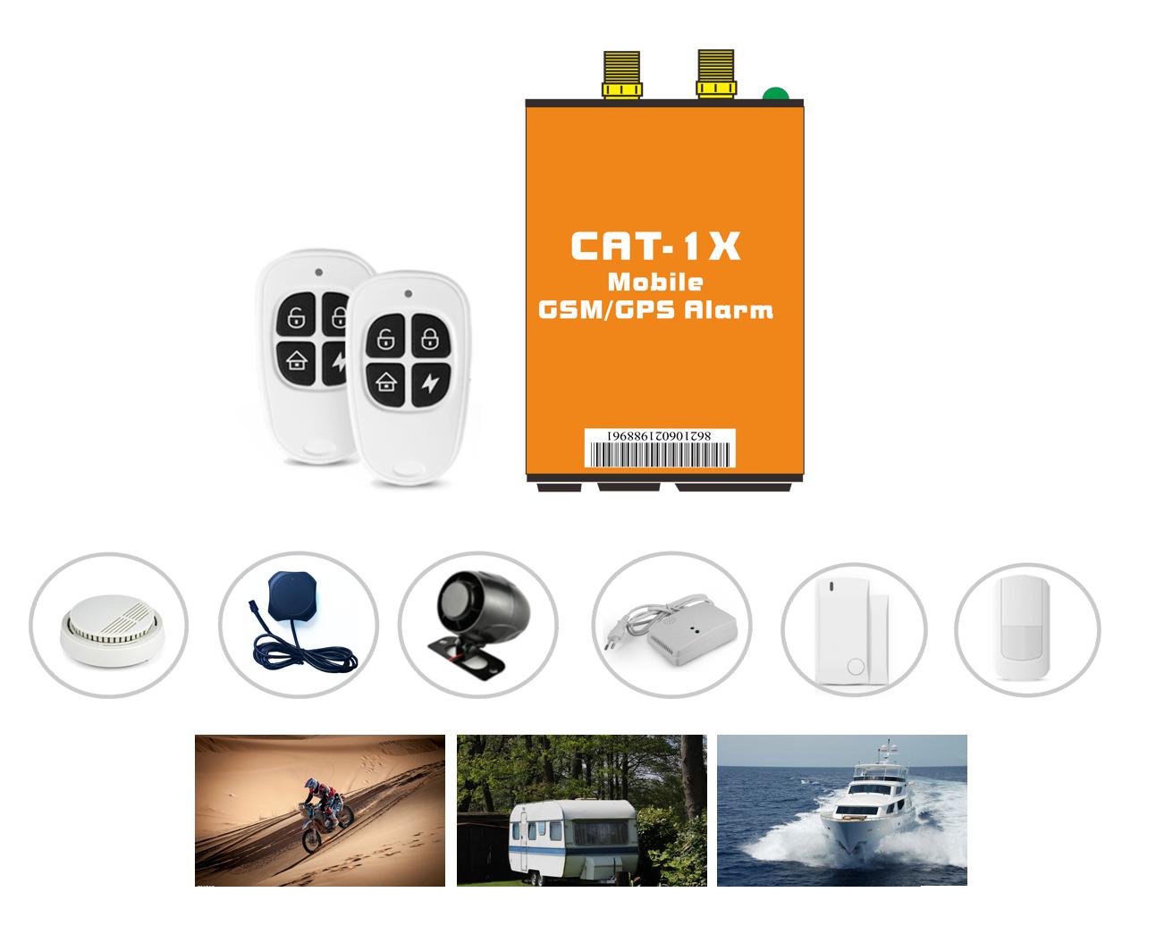Mobile Gsm Gps Alarm System Iot Solution Manufacturer